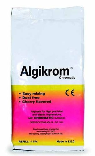 ALGINATO ALGIKROM 453 gr CROMATICO NORMAL CEREZA