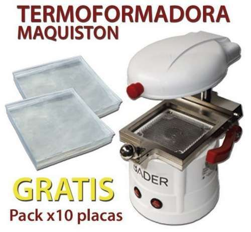 Termoformadora Maquiston S900 Bader Laboratorio Dental