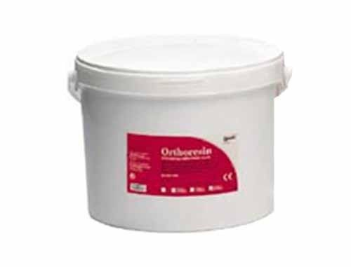 ORTHORESIN POLVO LABORATORIO DENTAL ORTODONCIA 3KG DEGUDENT