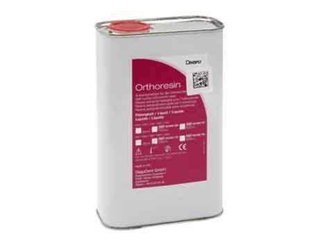 ORTHORESIN LIQUIDO CLEAR TRANSPARENTE 1L DEGUDENT