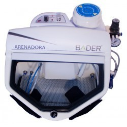 ARENADORA DENTAL TURBO 1 CON RECICLADO BADER
