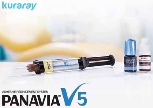 PANAVIA V5 KURARAY CEMENTO CLINICA DENTAL