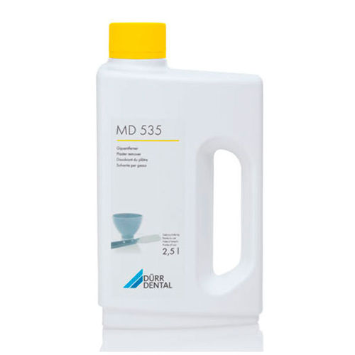 MD535 DISOLVENTE YESOS Y ALGINATO DENTAL 2,5L DÜRR