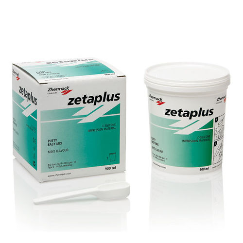 ZETAPLUS PUTTY 900 ml SILICONA ZHERMACK