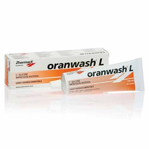 ORANWASH L 140ML SILICONA DENTAL ZHERMACK