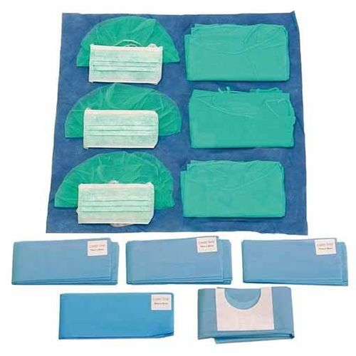 SET ESTERIL PARA CIRUGIA IMPLANTES 2 DISPOTEX 1U