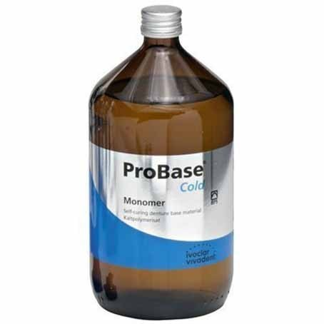 Probase acrílico dental Cold Liquido Monomero