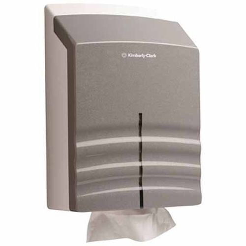 DISPENSADOR TOALLAS SECAMANO KIMBERLY CLARK CLINICA