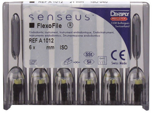 LIMAS READYSTEEL SENSEUS FLEXOFILE A1012 DENTSPLY 6U