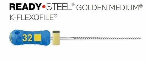 LIMAS K GOLDEN MEDIUM A012I MAILLEFER 6U ENDODONCIA