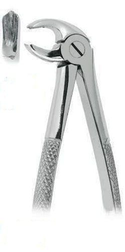 Forceps dental ASA Nº 22 Molares inferiores