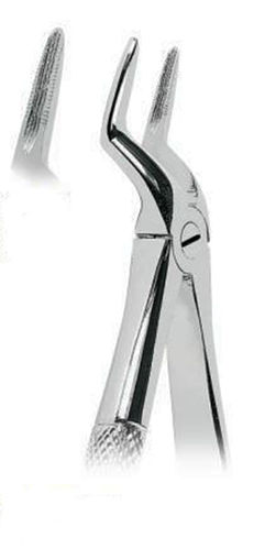 Forceps dental ASA Nº 51 Raices superiores (bayoneta)