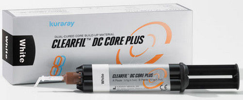 Clearfil DC Core Plus Blanco White 18gr Kuraray
