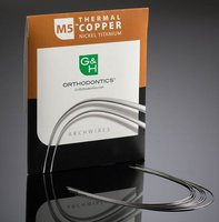 Arcos G&H Wire M5 THERMAL COPPER NICKEL TITANIUM