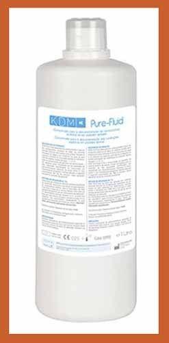 Pure Fluid KDM 1L Descontaminante Agua