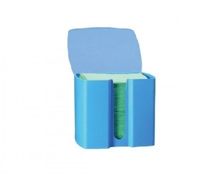 Dispensador servilletas Larident Azul Transparente