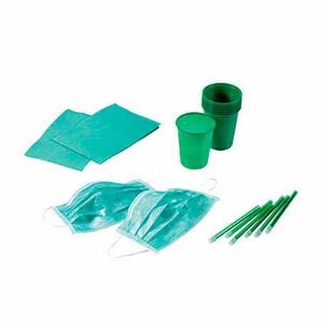 Kit desechables Euronda Monoart Verde Clinica dental