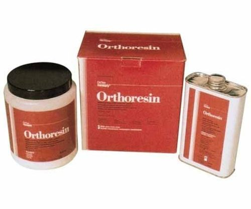 ORTHORESIN resina Ortodoncia 500gr + 250ml Clear