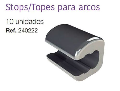 STOPS KDM PARA ARCOS, TOPES. 10 Ud.