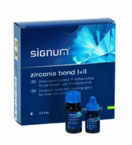 SIGNUM ZIRCONIA BOND SET ADHESIVO 2X4ML HERAEUS