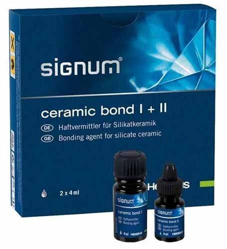 SIGNUM CERAMIC BOND ADHESIVO 2X4ML HERAEUS