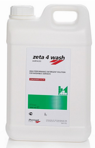 Z4 WASH 3L ZHERMACK DESINFECTANTE