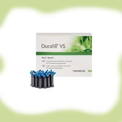 DURAFILL VS COMPOSITE DENTAL 20X0,25GR A3,5 HERAEUS
