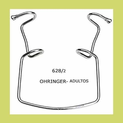 628/2 RETRACTOR OHRINGER ADULTOS CARL MARTIN CIRUGIA
