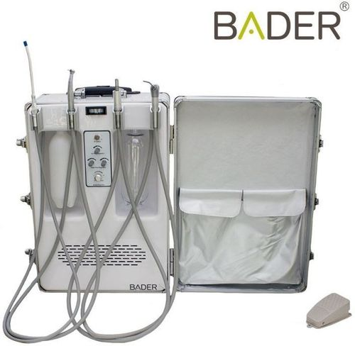 Unidad Dental Portatil Carry On Bader