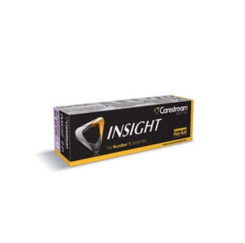 IP01 INSIGHT RADIOGRAFIA ORAL SIMPLE 100U, 2,2 X 3,5