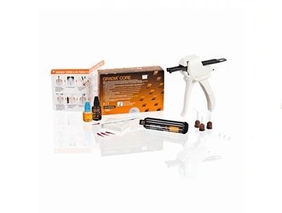 GRADIA CORE KIT RESTAURACION DENTAL 013046 GC
