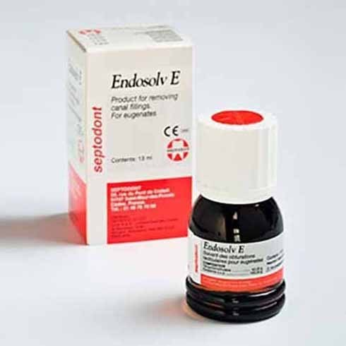 ENDOSOLV DISOLVENTE CEMENTO DENTAL SEPTODONT 13 ML