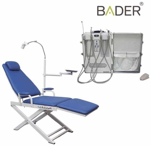 UNIDAD DENTAL MOVIL COMPACTA BADER CLINICA DENTAL