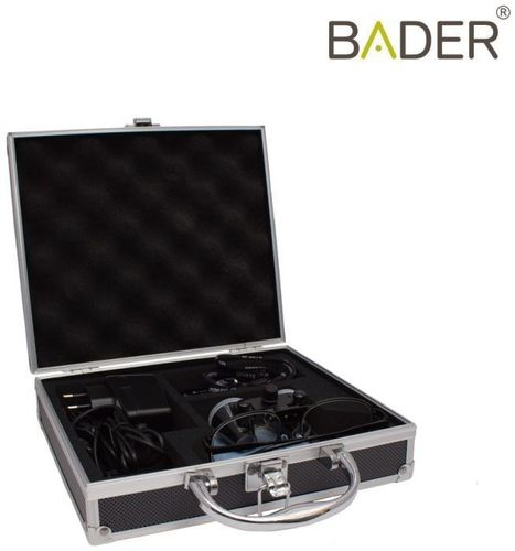 SET GAFAS LUPA LUZ LED BADER CLINICA Y LABORATORIO
