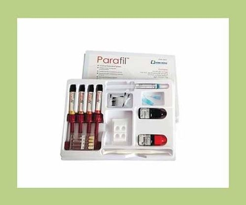 PARAFIL ZIRCONIO COMPOSITE PRIME DENTAL KIT 8X4,5GR