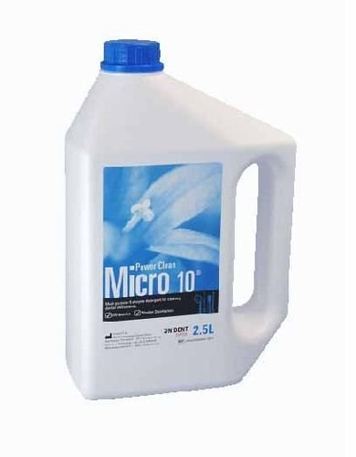 Micro 10 Excell desinfeccion Clinica 2,5L