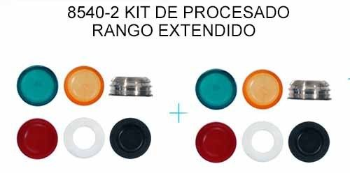 8540-2 KIT DE PROCESADO LOCATOR RANGO EXTEND. 2 packs