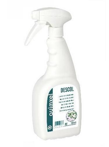 Descol 3x750ml + 1 Pulverizador Desinfectante Superficies